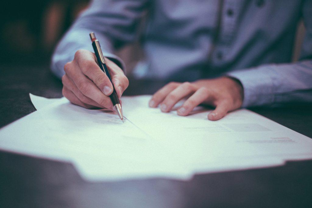 contract verbintenis
